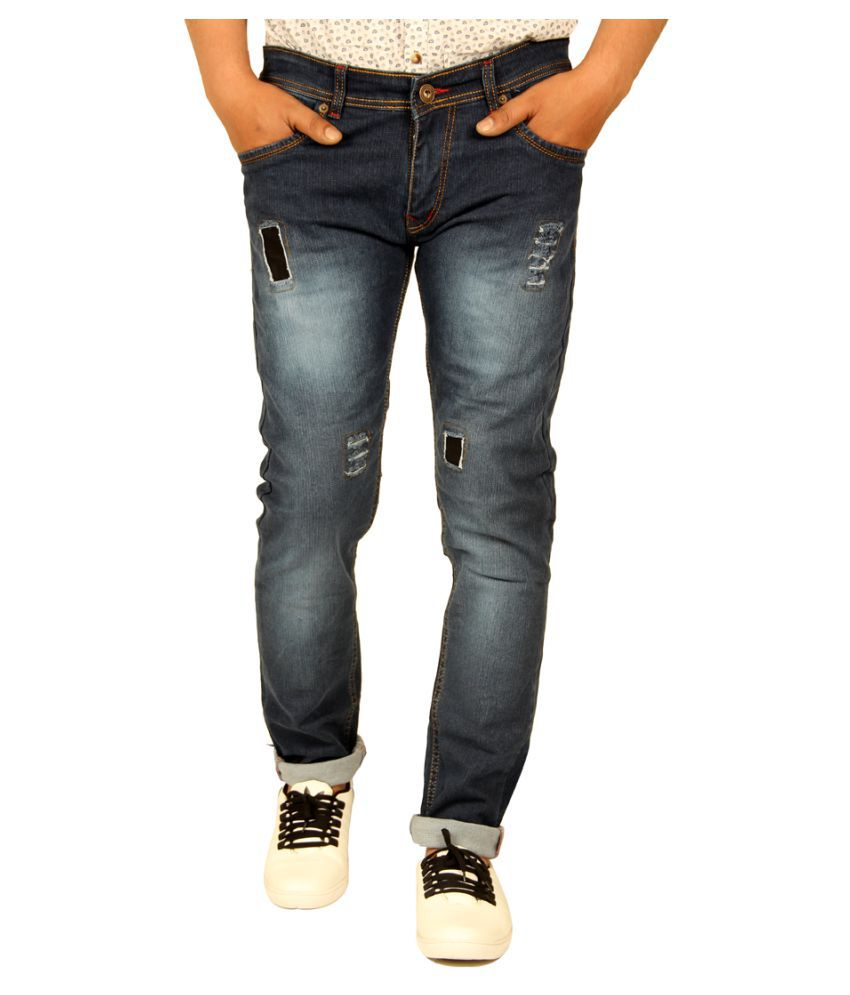 XJ Blue Slim Jeans