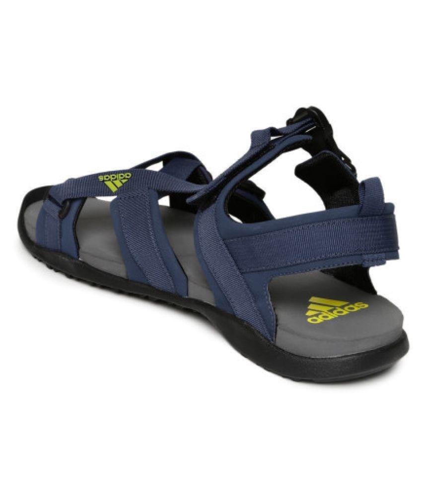 c9fff84a6d0c Adidas GLADI M BA5373 Navy Floater Sandals - Buy Adidas GLADI M ...