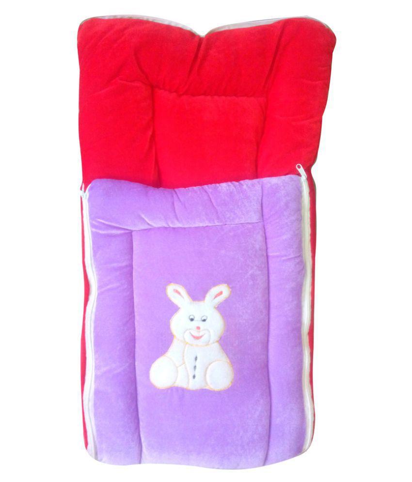 Welo Multi-Colour Cotton Sleeping Bags ( 36 cm × 20 cm)