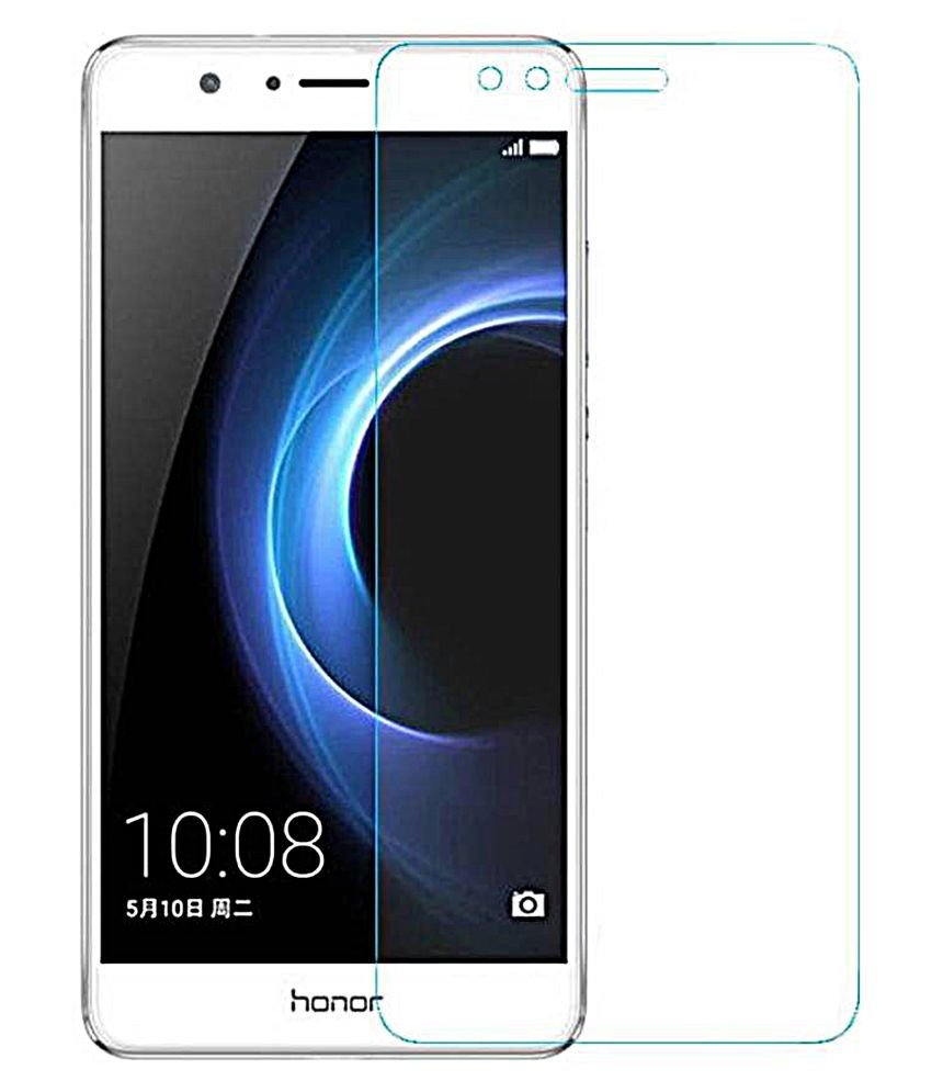 Huawei Honor 8 Tempered Glass Screen Guard By Zapcase