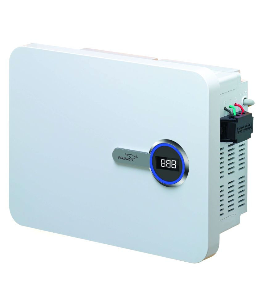 V-Guard VWI 400 SMART Suitable For AC (Upto 1.5 Ton) Stabilizer