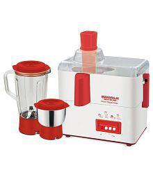 Maharaja Whiteline Royal Happiness 450 Watt 2 Jar Juicer Mixer Grinder