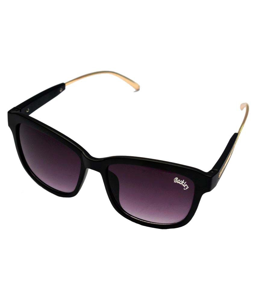 Backley Multicolor Butterfly Sunglasses ( BSAW0015 )