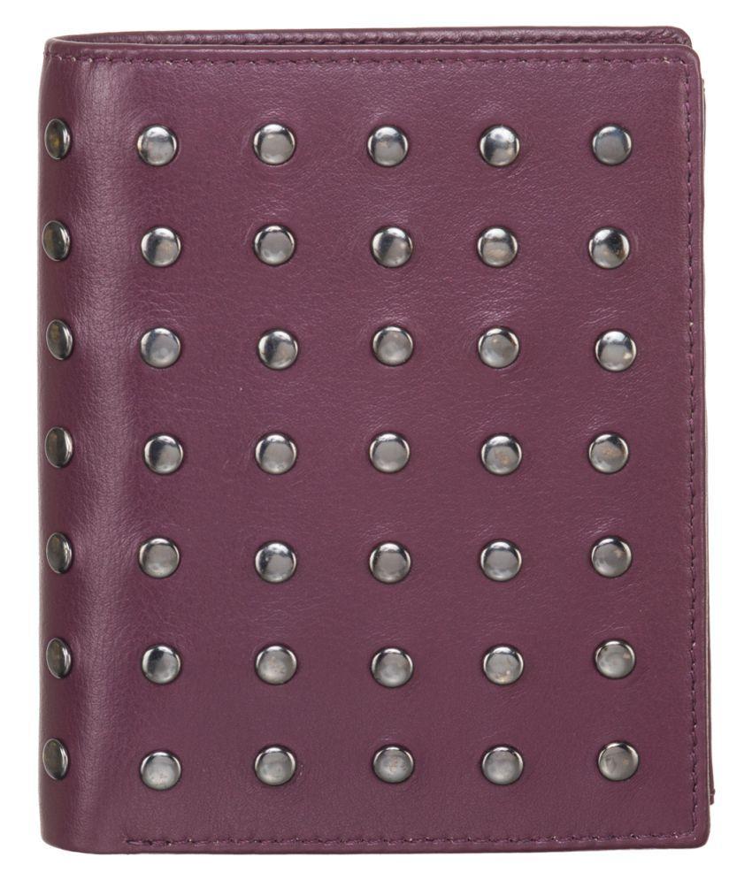 Enfant Terrible Purple Wallet