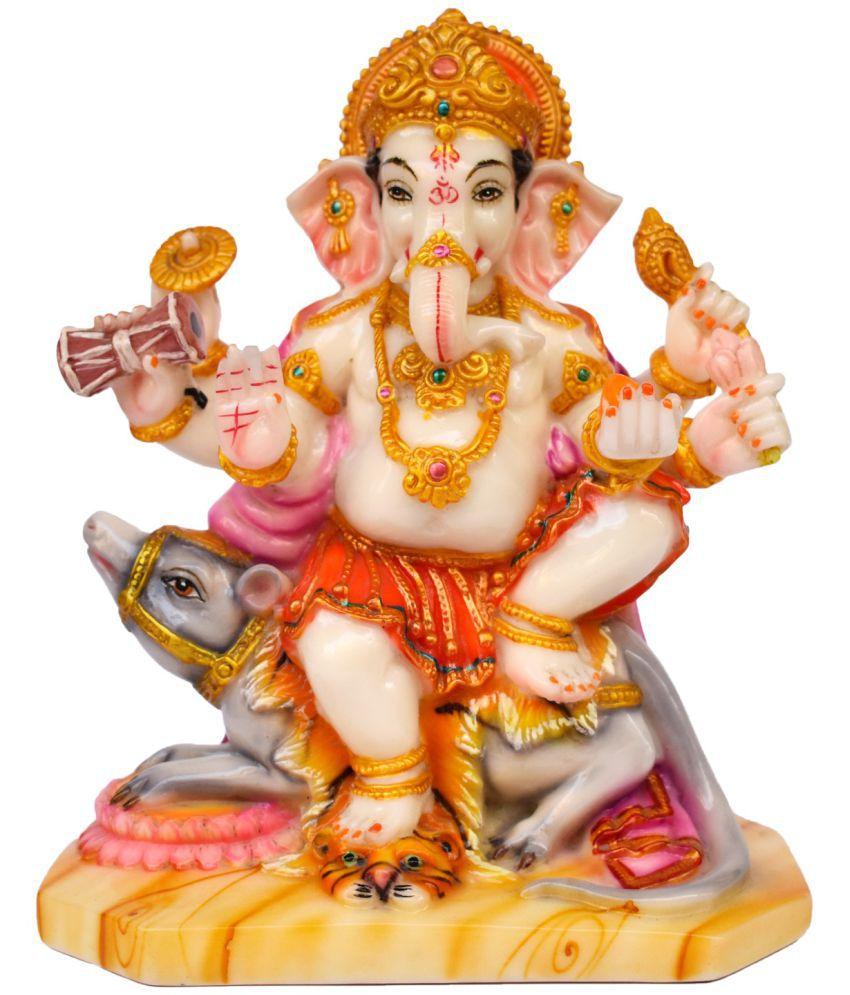 Gallery99 Ganesha Marble Idol