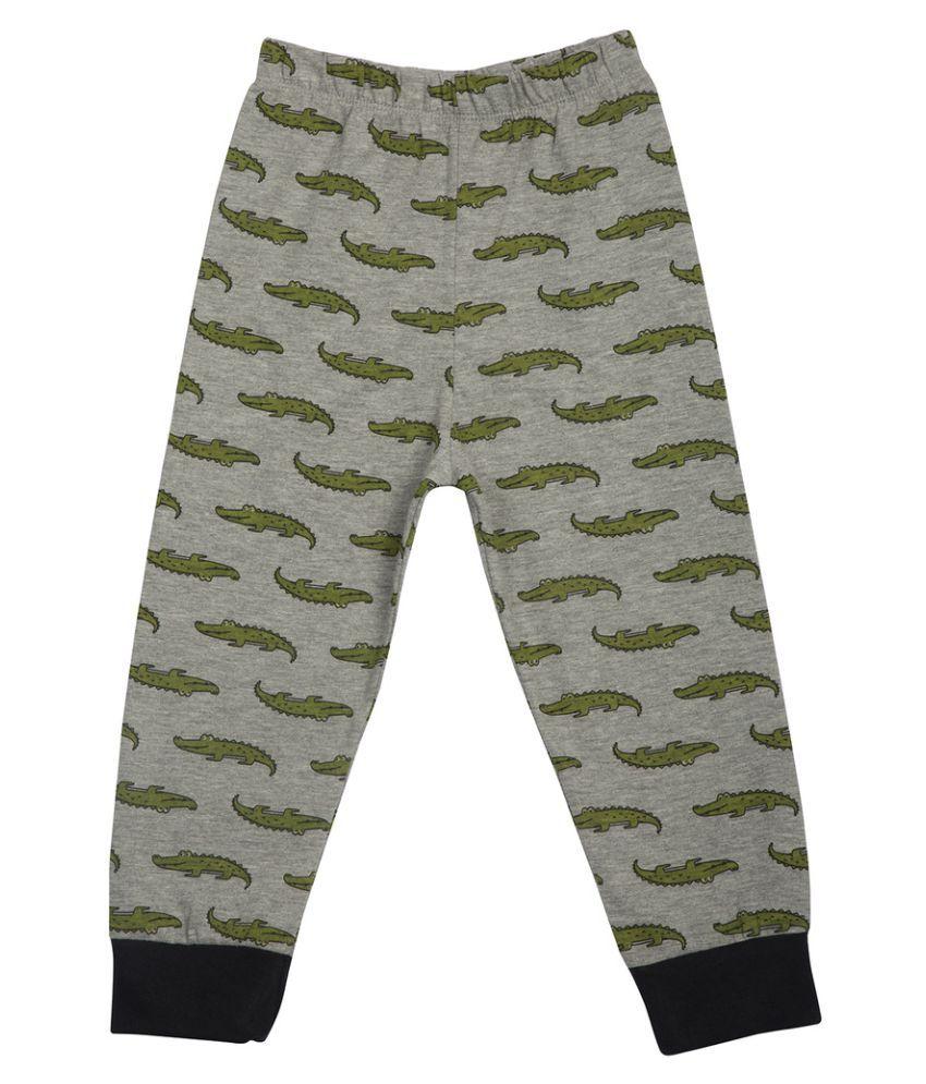 ca85e2f072e1 Lazy Shark Boys Cotton Printed Nightwear Top   Bottom Set - Buy Lazy ...