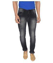 Rican Black Slim Jeans