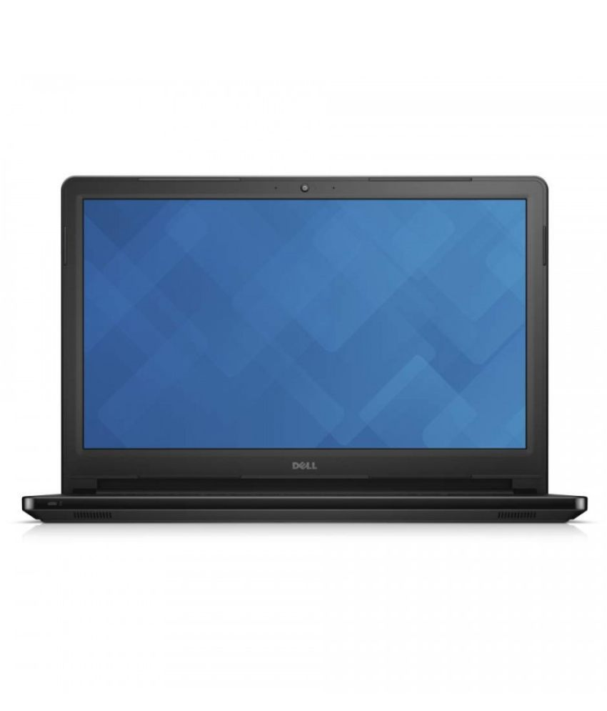 Dell Inspiron INSPIRON 15-5000 Notebook Core i5 (6th Generation) 4 GB 39.62cm(15.6) Windows 10 Home without MS Office Not Applicable Black