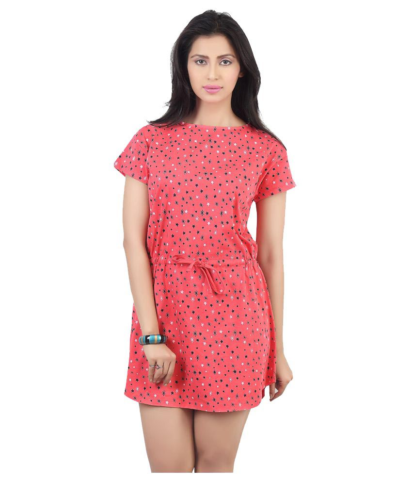 Sweet Dreamers Cotton Nighty amp  Night Gowns available at SnapDeal for Rs .599 c29b908a1