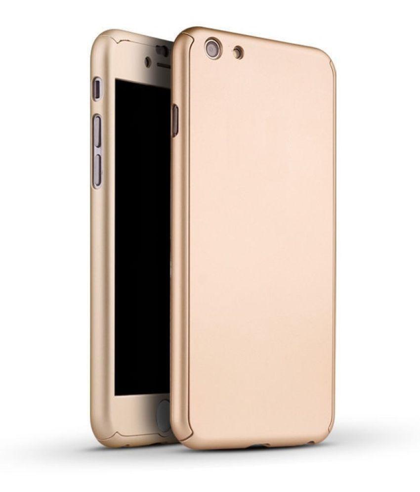 Vivo V3 Plain Cases JMD - Golden
