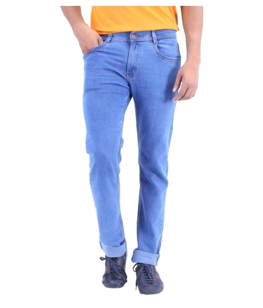 FunTree Blue Slim Jeans