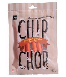 Chip Chops Dog Treats Dry All Chicken Based - 683060056186