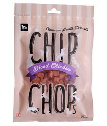 Chip Chops Dog Treats Dry All Chicken Based - 634355346829