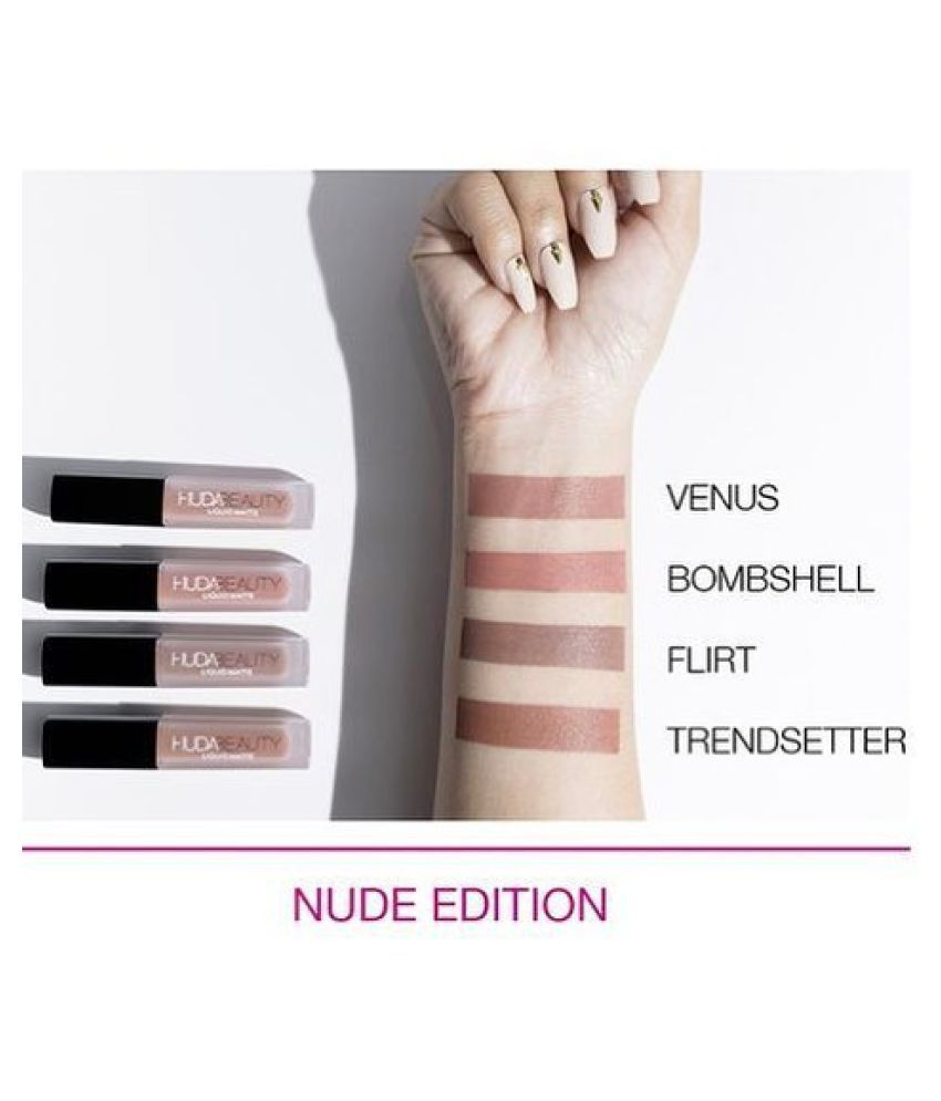 Nude Obsessions Eyeshadow Palette de HUDA BEAUTY ≡ SEPHORA