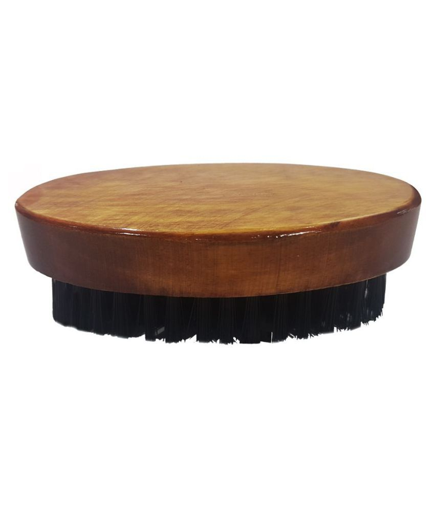 Majik Beard Brush / Wooden Brush Styler