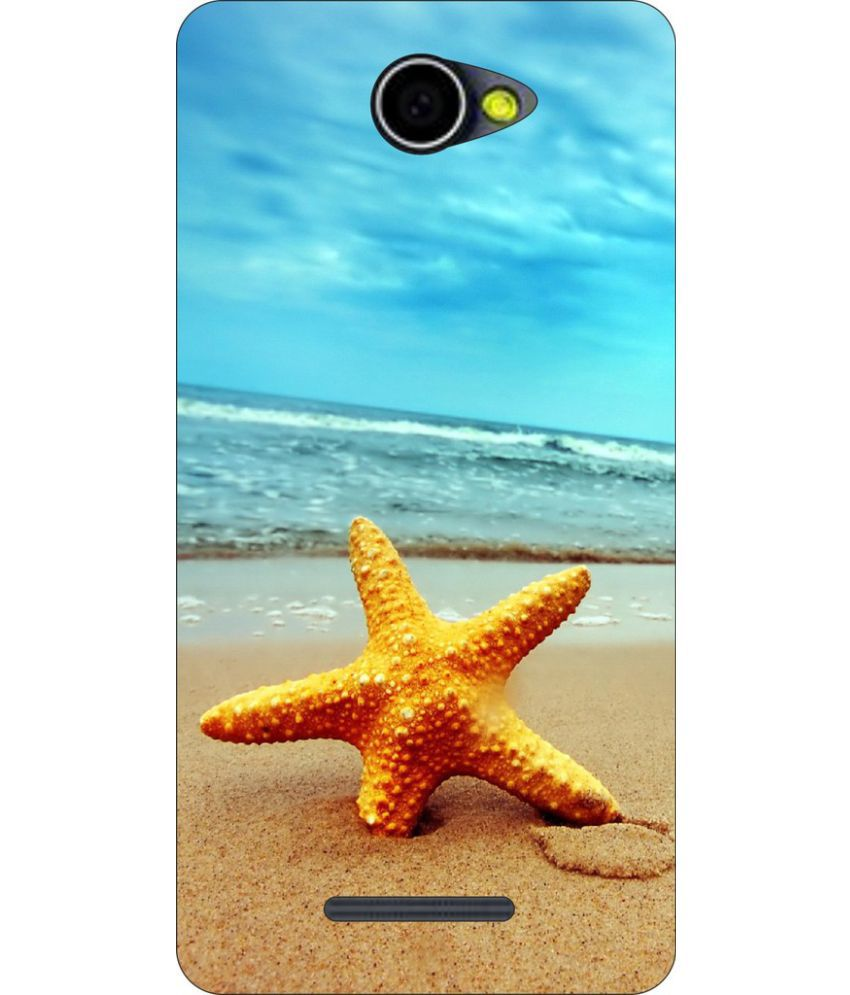 Panasonic P55 Printed Cover By Go Hooked