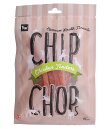 Chip Chops Dog Treats Dry All Chicken Based - 656793032155