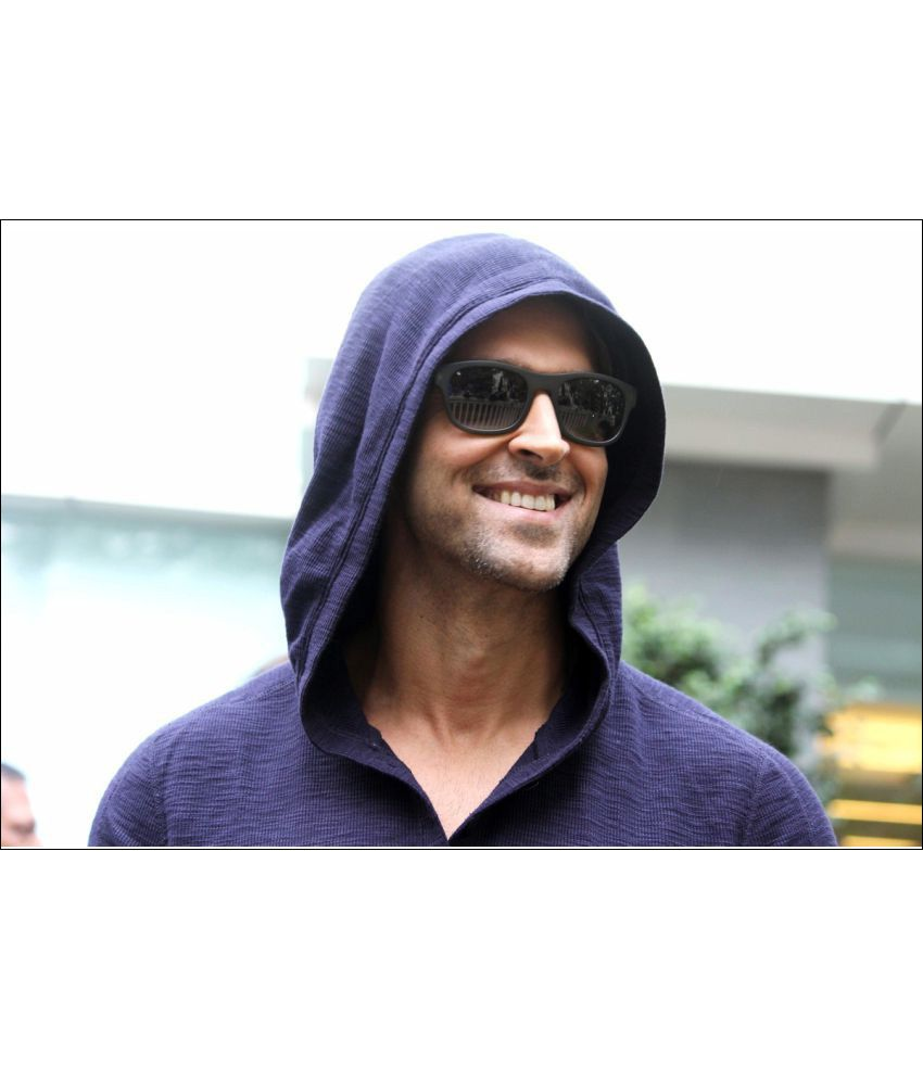 myimage hrithik roshan paper wall poster without frame: buy myimage