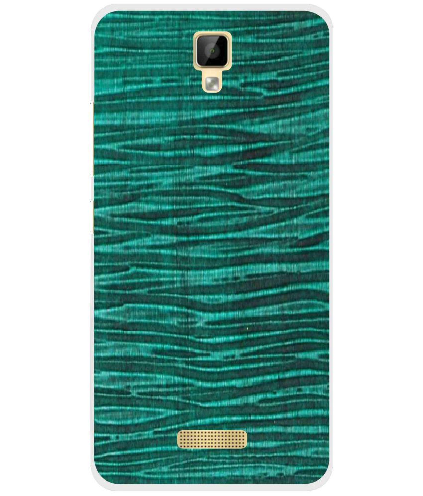 Gionee P7 Printed Cover By Snooky