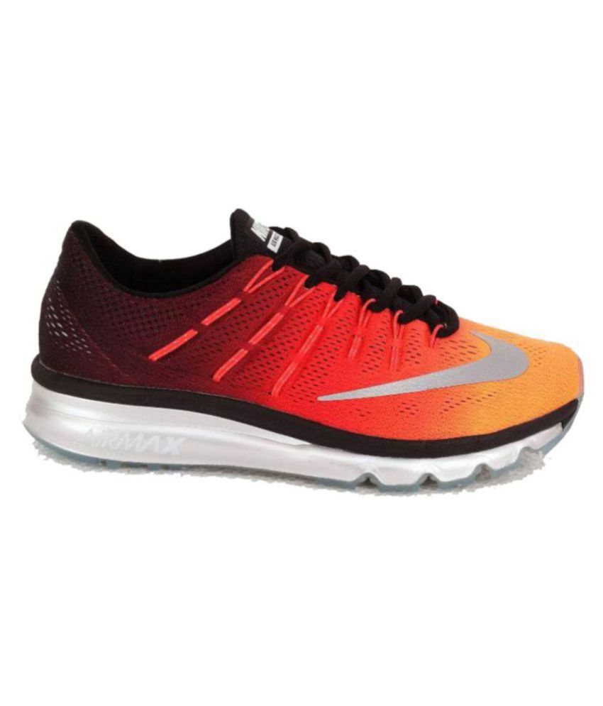 ... Nike Air Max 2016 Tube Orange Training Shoes ...