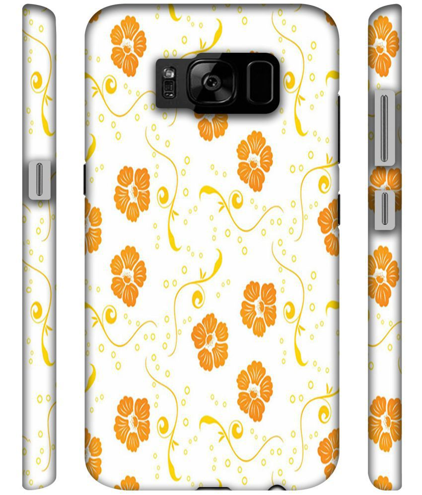 Samsung Galaxy S8 Plus Printed Cover By NattyCase