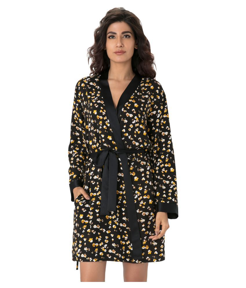 Buy PrettySecrets Viscose Robes Online at Best Prices in India - Snapdeal 60c74172d