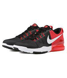 Nike Zoom Train Action 3 Black Training Shoes