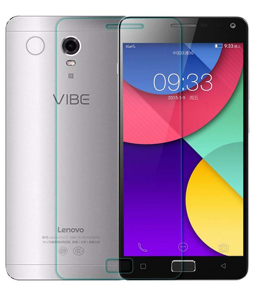 Lenovo Vibe P1 Tempered Glass Screen Guard By RSC Power+