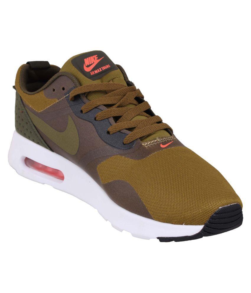 Cargo Khaki Colors The Nike Air Max Tavas •