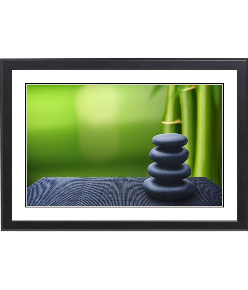CRAFTSFEST BEAUTIFULL MODERN ABSTRACT MDF Painting With Frame