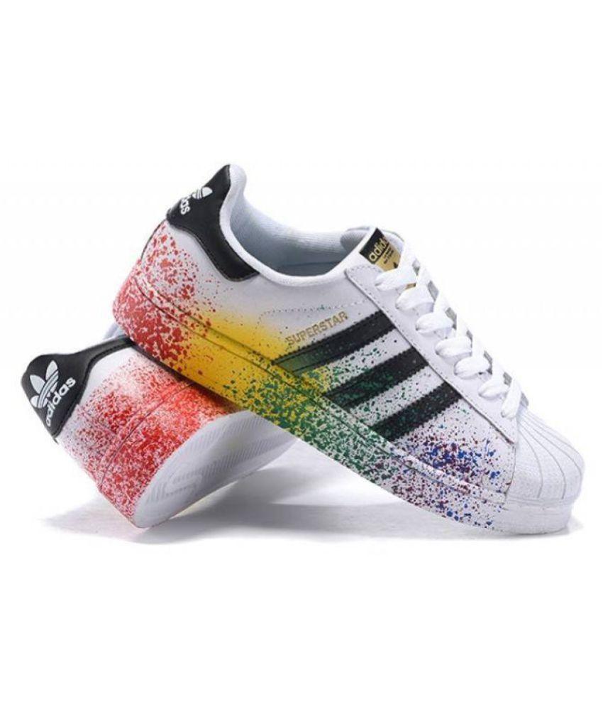 Adidas Color Splash Superstar en 2019 | Chaussures | Adidas