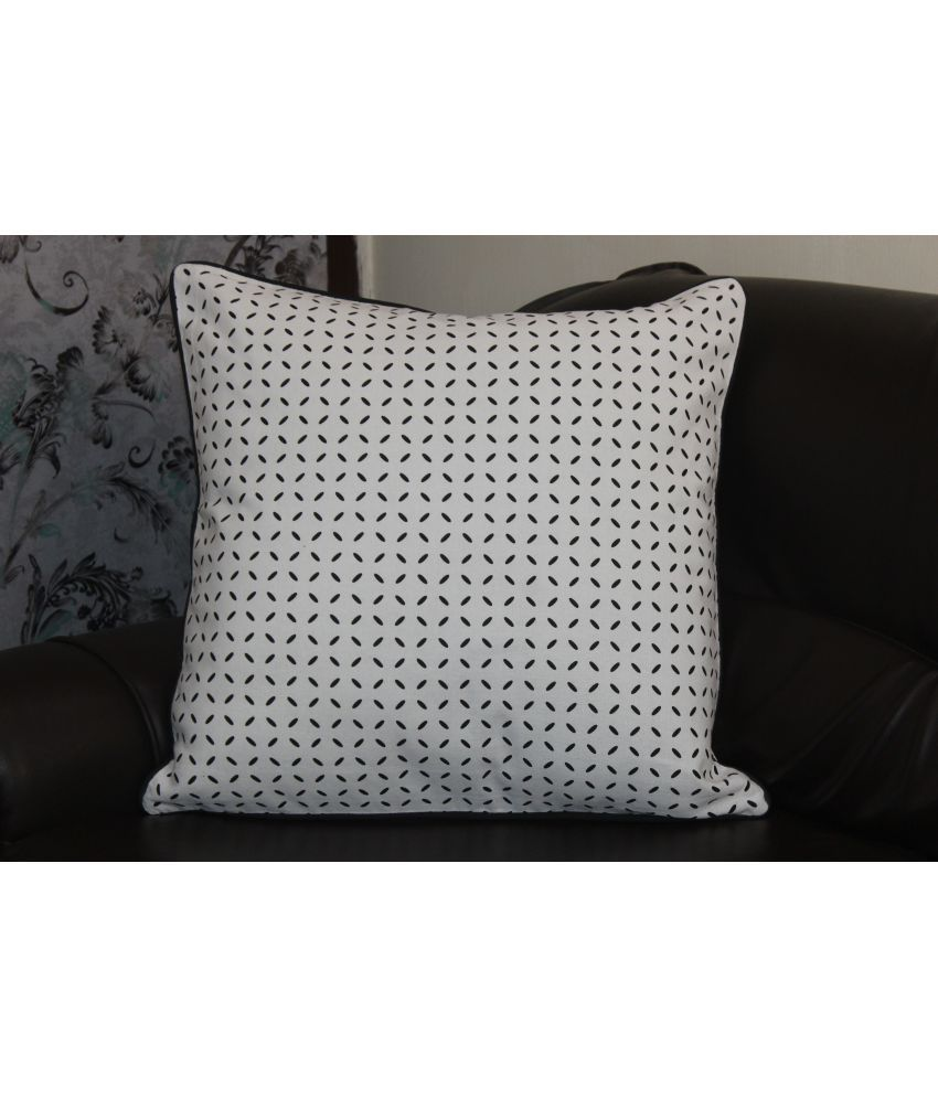 Awesome Single Cotton Cushion Covers 50X50 cm (20 X 20)