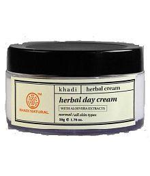 Khadi Natural Herbal Day Cream Day Cream 50 Gm