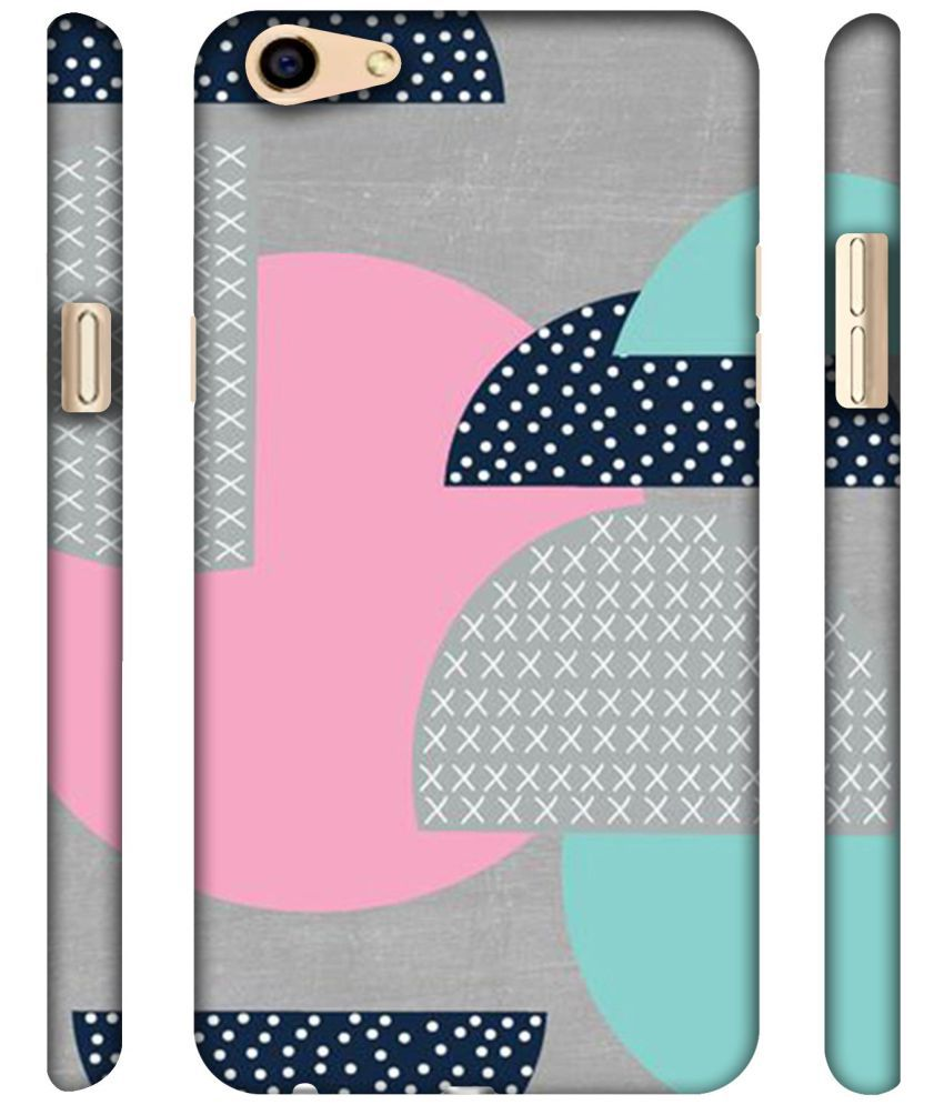 Oppo F3 Printed Cover By NattyCase