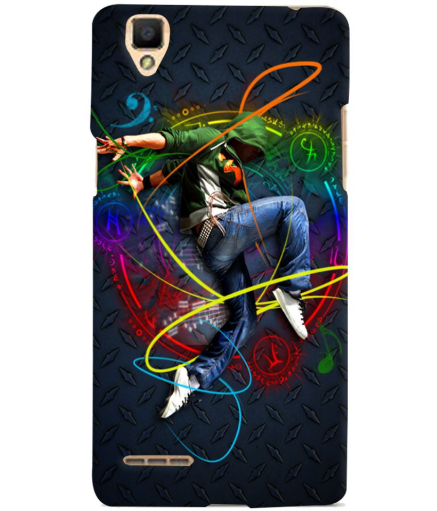 Oppo F1 Printed Cover By Case king