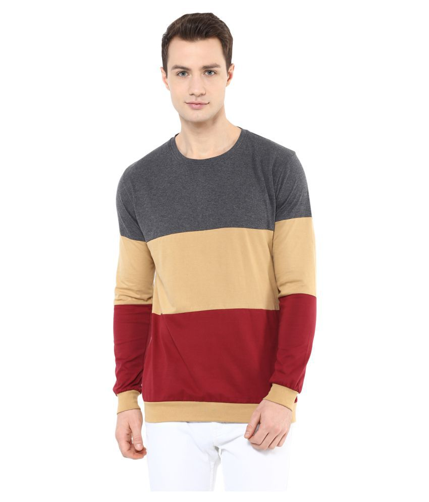 Anchy Multi Round T-Shirt