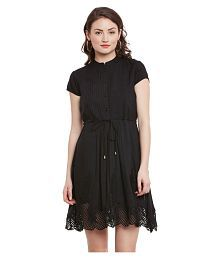 THE VANCA Viscose Shirt Dress