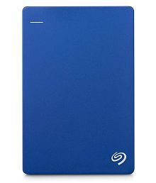 Seagate Backup Plus Slim 2TB Portable External Hard Drive & Mobile Device Backup (Blue)