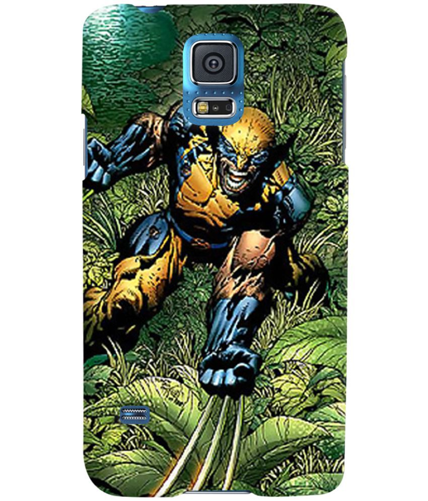 Samsung Galaxy S5 Printed Cover By Case king
