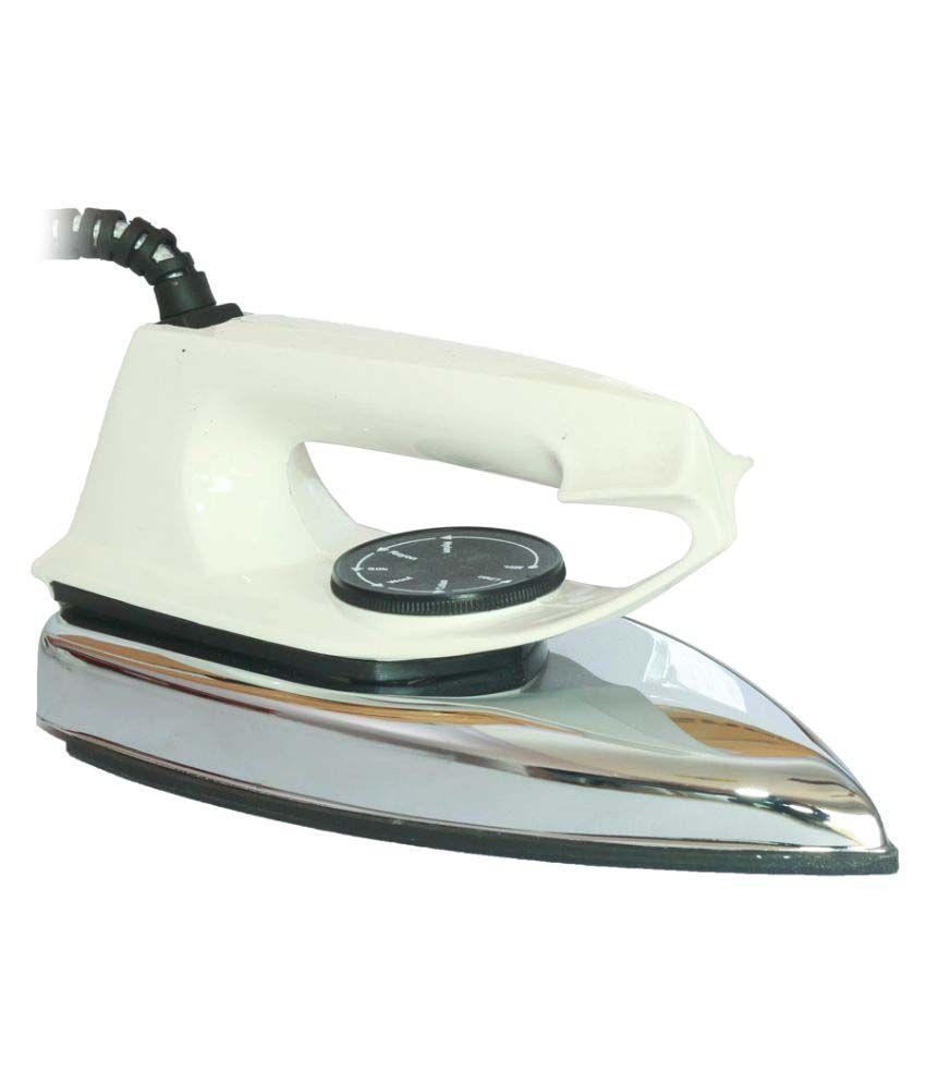 Bentag Gama 750W Dry Iron White