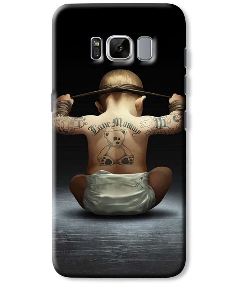 Samsung Galaxy S8 Plus Printed Cover By Case king