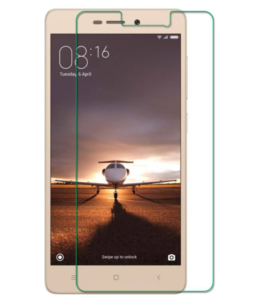 xiaomi redmi note 4 Tempered Glass Screen Guard By jro infotech