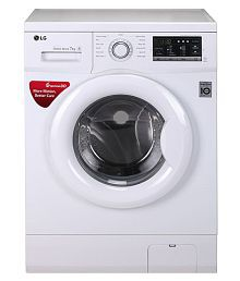 LG 7 Kg FH0G7QDNL02 Fully Automatic Fully Automatic Front Load Washing Machine