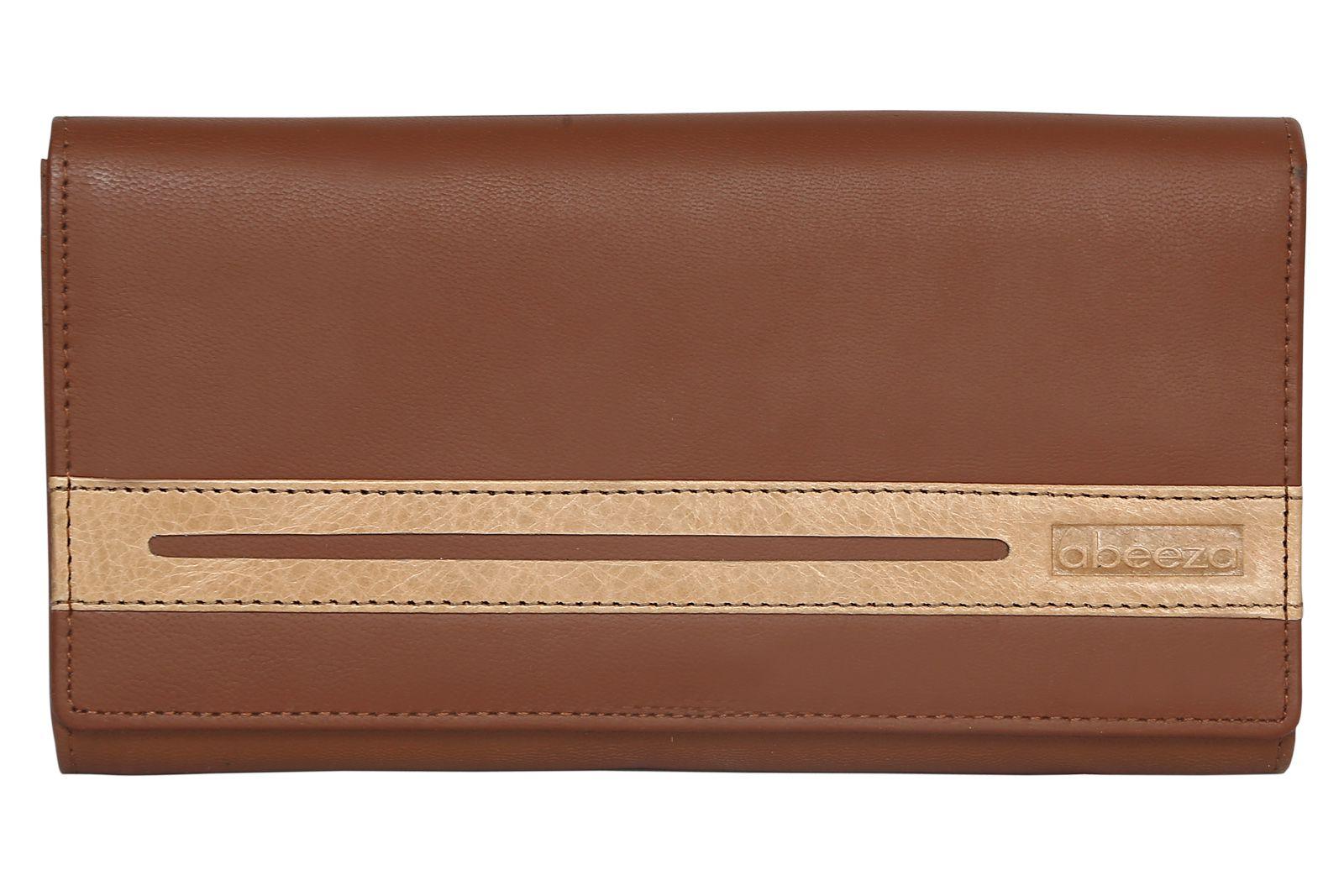 Abeeza Brown Wallet