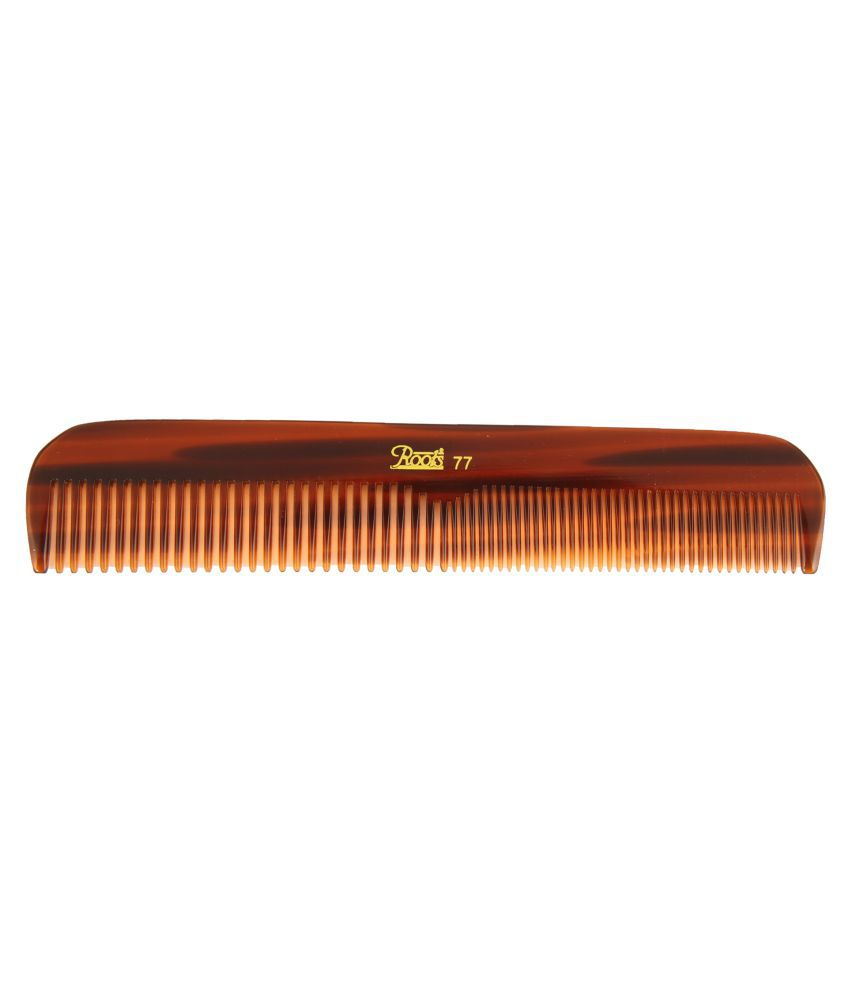 Roots Rattail Comb