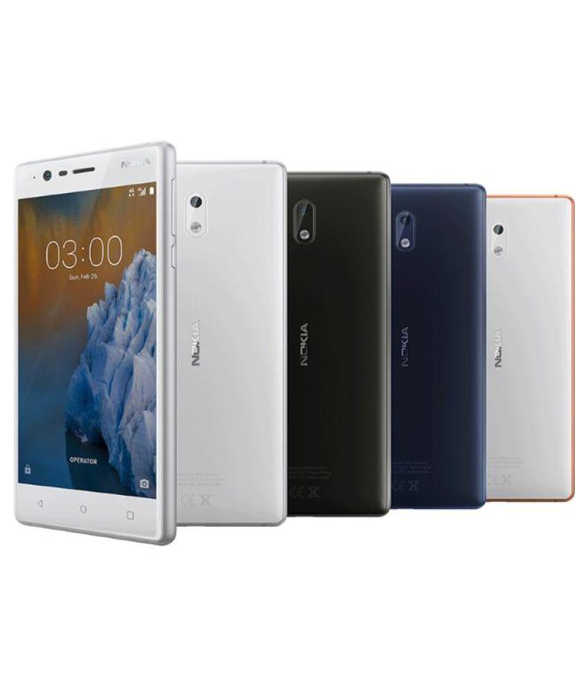 nokia 4g phones. nokia 3 (16gb, 2gb ram) 4g phones