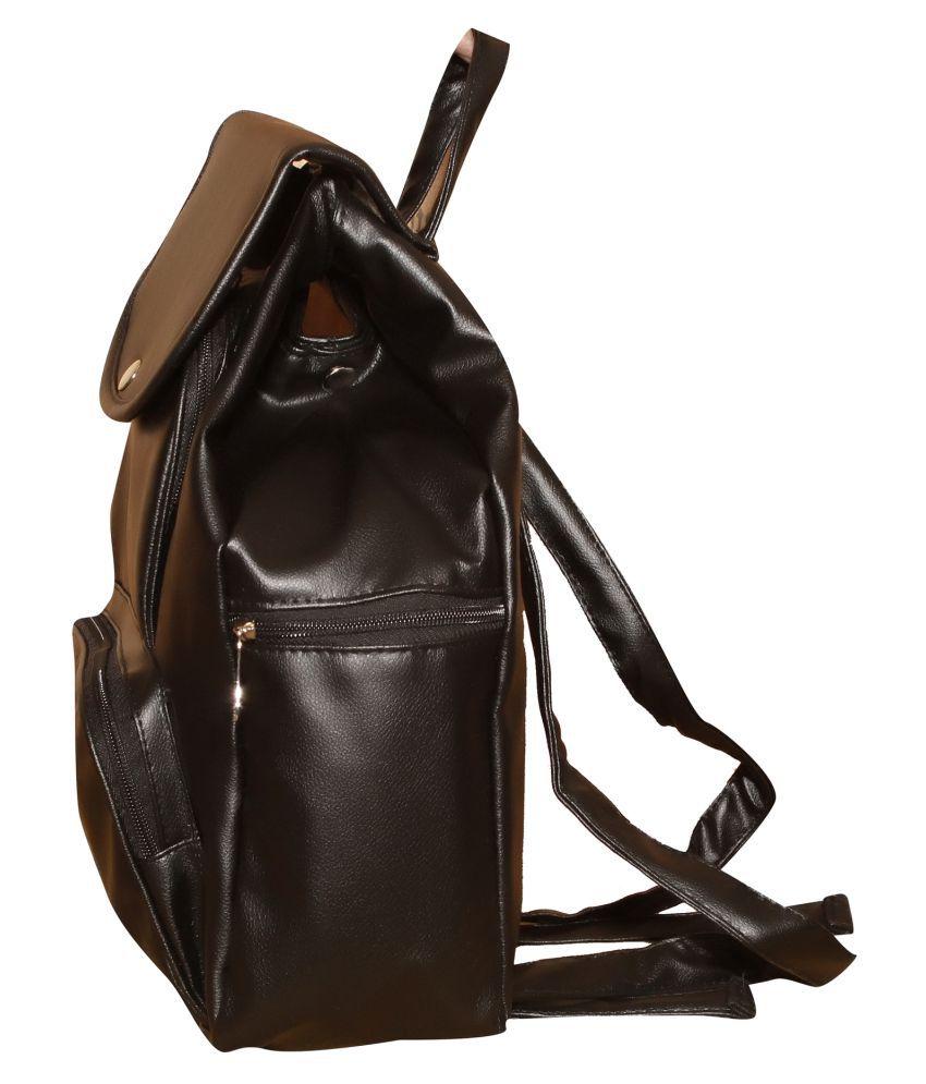 2ebd44dc416 Black Leather Backpack Online India- Fenix Toulouse Handball
