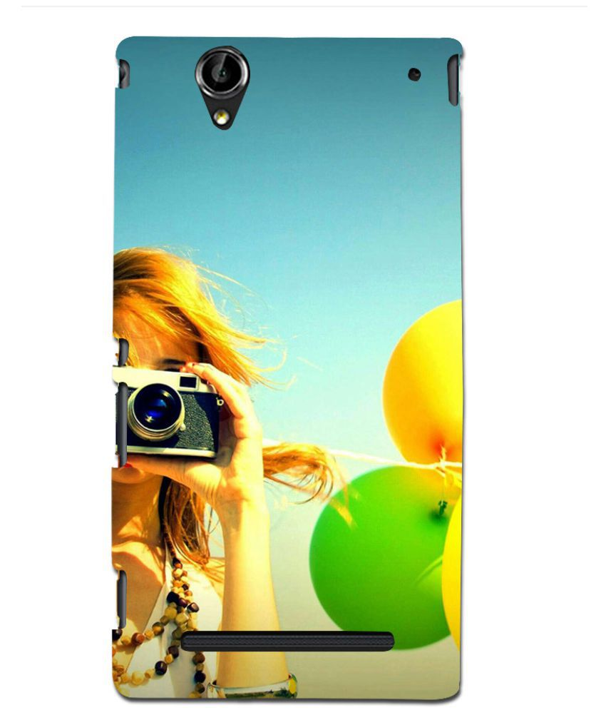 competitive price 1d289 2db84 Sony Xperia T2 Printed Cover By Printvisa - Printed Back Covers ...