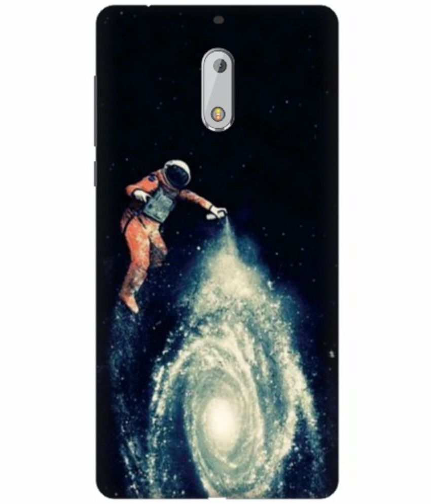 Nokia 6 3D Back Covers By Printland