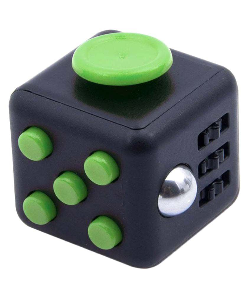 dazibao original fidget cube relieves stress anxiety for. Black Bedroom Furniture Sets. Home Design Ideas